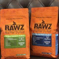 生食同等フードRAWZ販売開始です。(犬が本来求めている栄養)